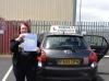 Rachel passed with Sophie's School of Motoring