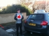 Richard passed with Sophie's School of Motoring