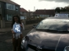Taghreed passed with Sophie's School of Motoring