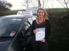 Tess passed with Sophie's School of Motoring