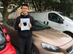 Wilson passed with Sophie's School of Motoring