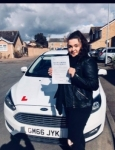 Georgia passed with You Drive School Of Motoring