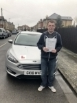 Jordan passed with You Drive School Of Motoring