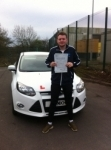 Alex passed with You Drive School Of Motoring