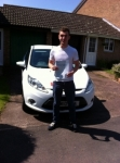 Angus passed with You Drive School Of Motoring