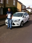 Aston passed with You Drive School Of Motoring