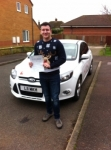 Dalton passed with You Drive School Of Motoring