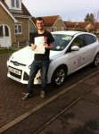 Daniel passed with You Drive School Of Motoring