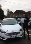 Dan passed with You Drive School Of Motoring