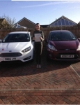 Luidmila passed with You Drive School Of Motoring