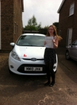 Ellie passed with You Drive School Of Motoring