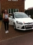 Emily passed with You Drive School Of Motoring