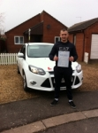 Ernie passed with You Drive School Of Motoring