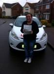 Grace passed with You Drive School Of Motoring