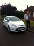 Harry passed with You Drive School Of Motoring