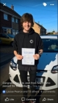 Josh passed with You Drive School Of Motoring