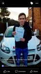 James passed with You Drive School Of Motoring
