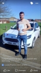 Aaron passed with You Drive School Of Motoring