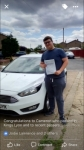 Cameron passed with You Drive School Of Motoring