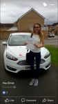 Georgina passed with You Drive School Of Motoring