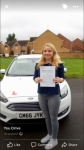 Scarlett passed with You Drive School Of Motoring