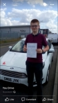 Thomas passed with You Drive School Of Motoring