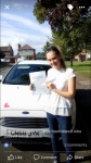Jodie passed with You Drive School Of Motoring
