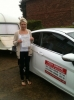 Ellis passed with You Drive School Of Motoring