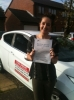 Congratulations to Hannah from March who passed her test on the 10th October passed with You Drive School Of Motoring