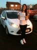 Alice from March passed with You Drive School Of Motoring
