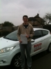 Congratulations to Jack from March who passed his test on 11th Febuary passed with You Drive School Of Motoring