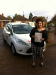 Mia passed with You Drive School Of Motoring