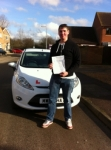 Ashley passed with You Drive School Of Motoring