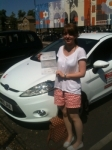 Congratulations to Laura from March who passed her driving test on the 9th July passed with You Drive School Of Motoring