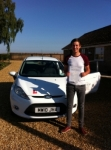 Jordan passed with You Drive School Of Motoring