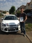 Kyle passed with You Drive School Of Motoring