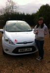 Lauren passed with You Drive School Of Motoring