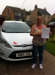 Louise passed with You Drive School Of Motoring