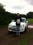 Luke passed with You Drive School Of Motoring