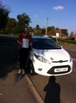Martha passed with You Drive School Of Motoring