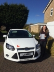 Mei passed with You Drive School Of Motoring