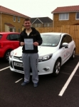 Micheal passed with You Drive School Of Motoring