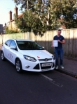 Nick passed with You Drive School Of Motoring