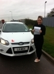 Sammy passed with You Drive School Of Motoring