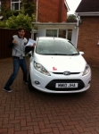 Scott passed with You Drive School Of Motoring
