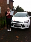 Sonya passed with You Drive School Of Motoring