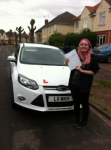 Vicky passed with You Drive School Of Motoring