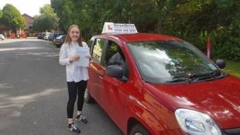 Passed 1st time with 0 faults! I was taught by Brad and it was the best experience.