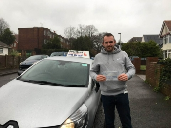 Shaun is a great instructor I highly recommend him and StreetDrive (SoM).<br />