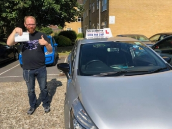 Fantastic driving instructor, very helpful and patient with me. <br />